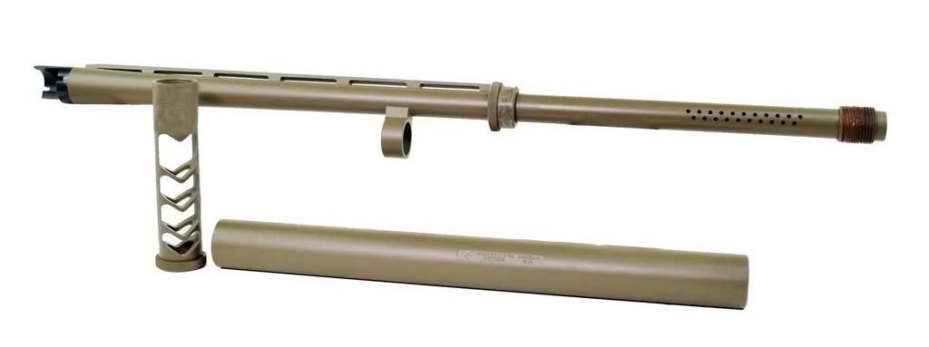 Phoenix Weaponry Introduces Integrally Suppressed Shotgun Line - Cindy (51)