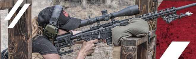 The Helix 6 Precision Pre-Fit Upgrade for the Ruger Precision Rifle