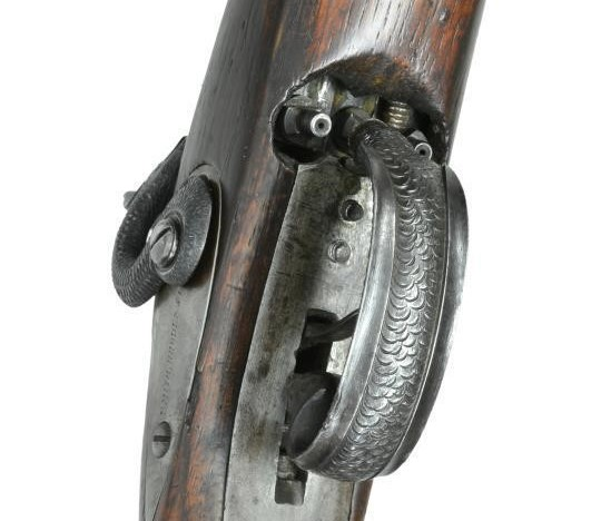 Spring 2020 POULIN Firearms Auction - Smith Rhodes & Co 5-Barrel (7)