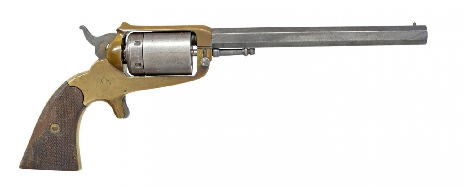 Top 5 Most Expensive Firearms Sold in Spring 2020 POULIN Firearms Auction - Cofer (12)