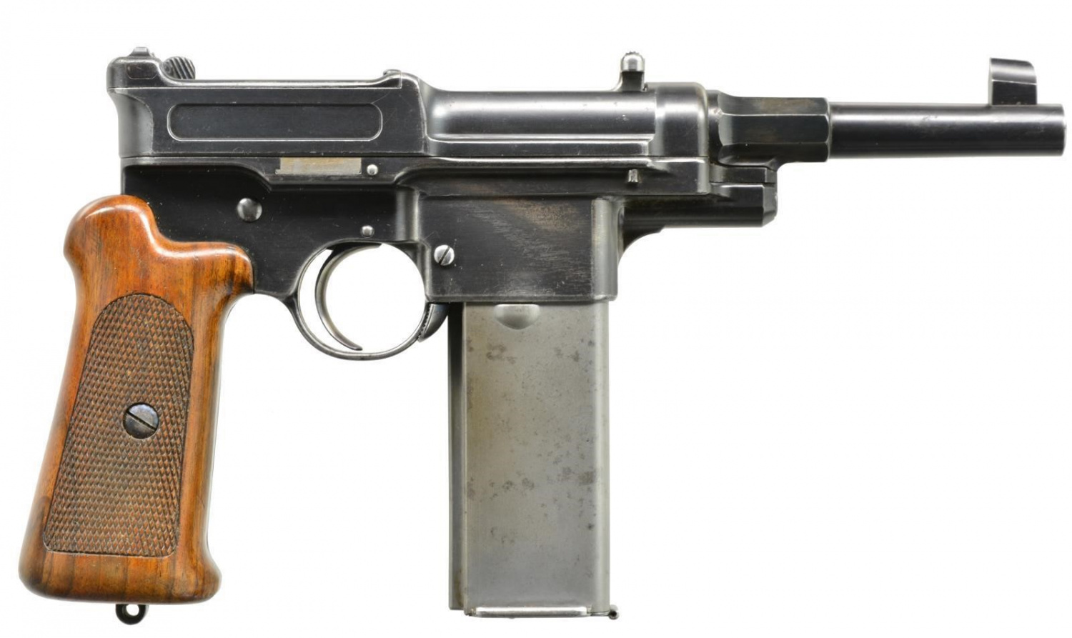 Top 5 Most Expensive Firearms Sold in Spring 2020 POULIN Firearms Auction - Mauser (1)