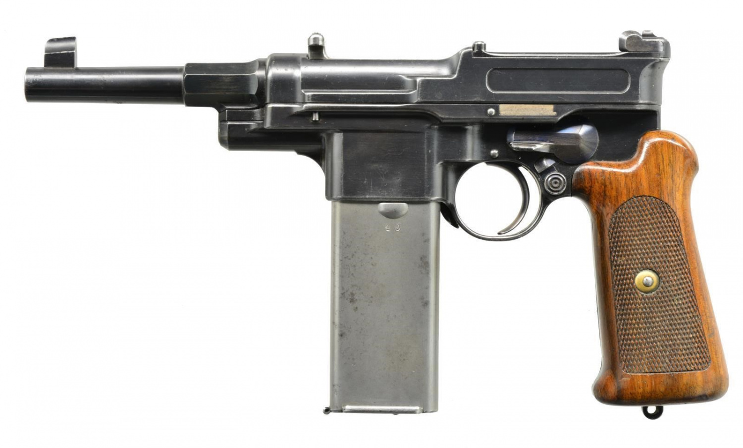 Top 5 Most Expensive Firearms Sold in Spring 2020 POULIN Firearms Auction - Mauser (12)