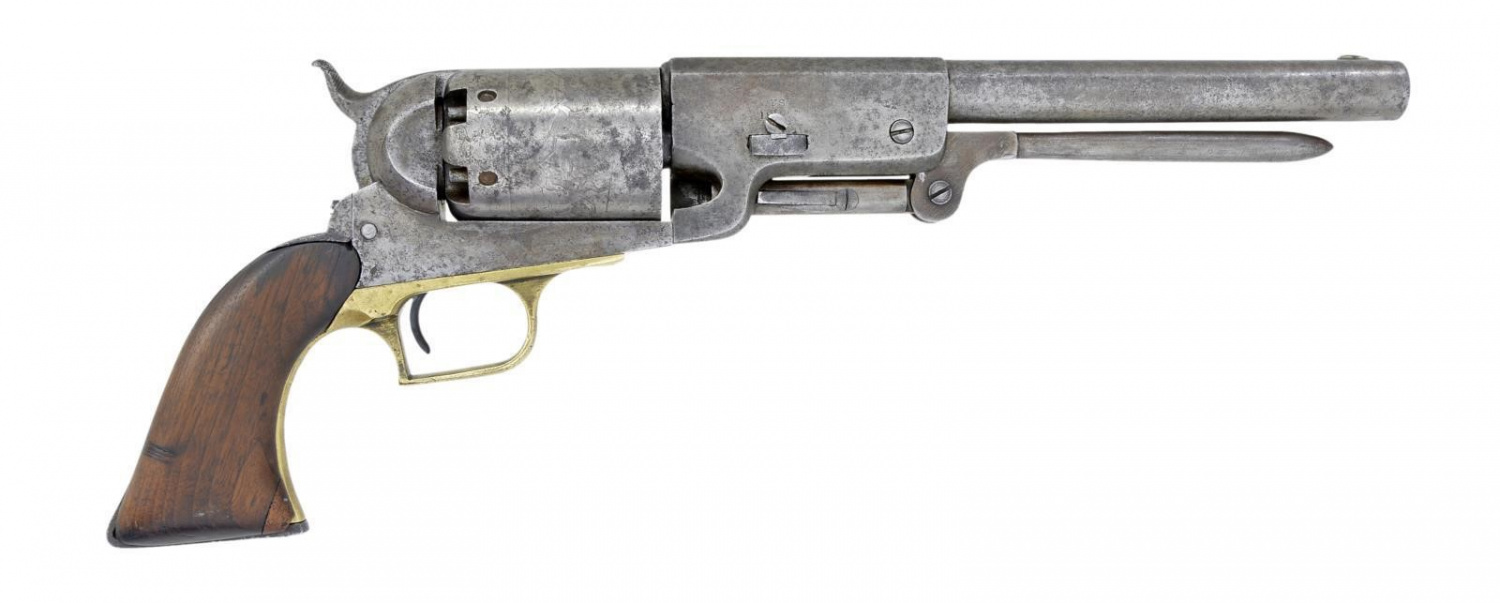Top 5 Most Expensive Firearms Sold in Spring 2020 POULIN Firearms Auction - Walker (11)