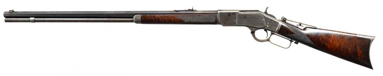 Top 5 Most Expensive Firearms Sold in Spring 2020 POULIN Firearms Auction - Winchester 1873 (1)