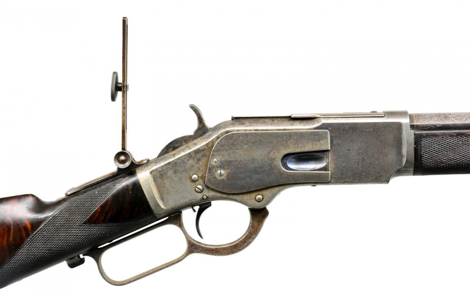 Top 5 Most Expensive Firearms Sold in Spring 2020 POULIN Firearms Auction - Winchester 1873 (2)