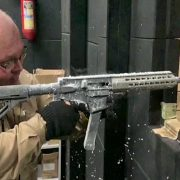 Ukrainian Border Guard Tests Locally Made SMG-15 AR-Pattern Submachine Gun (1)