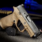 WCP320 CARRY Pistol by Wilson Combat and SIG Sauer (1)