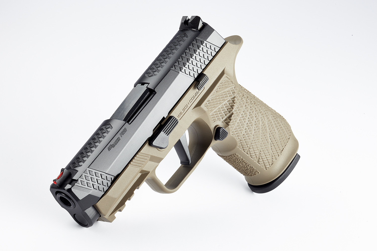 WCP320 CARRY Pistol by Wilson Combat and SIG Sauer (14)