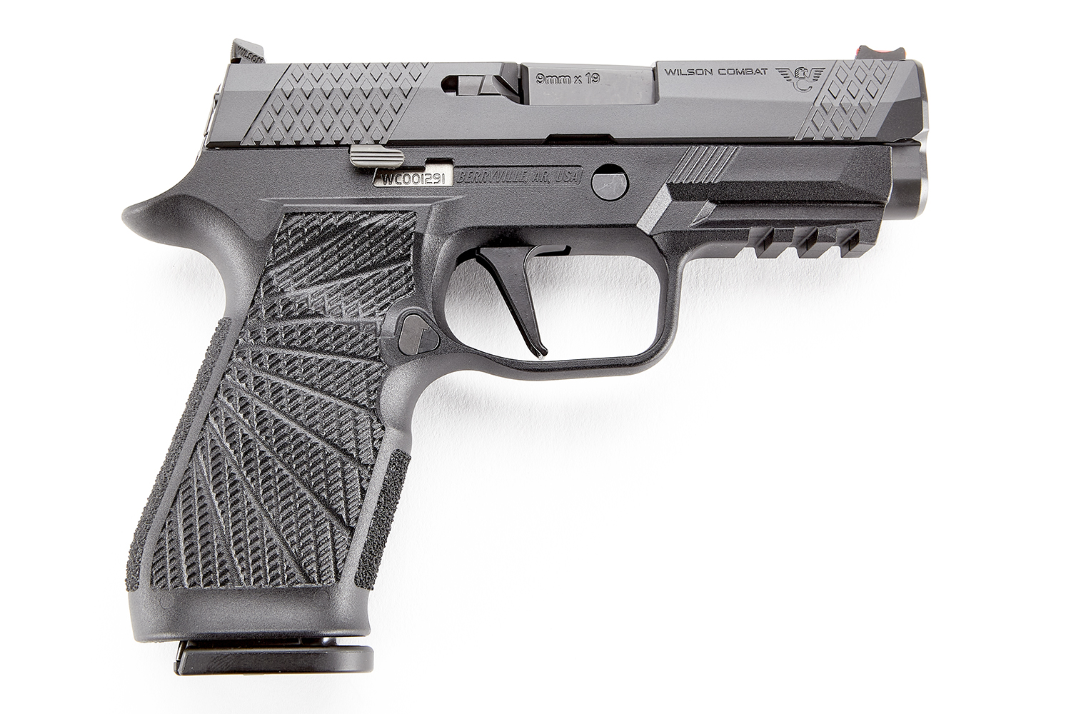 WCP320 CARRY Pistol by Wilson Combat and SIG Sauer (9)