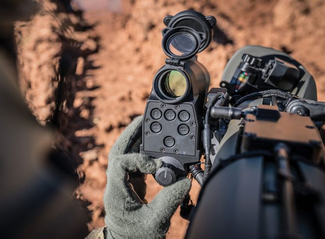 Aimpoint will deliver additional FCS13RE sights to the US Army, Marine Corps, and SOCOM.