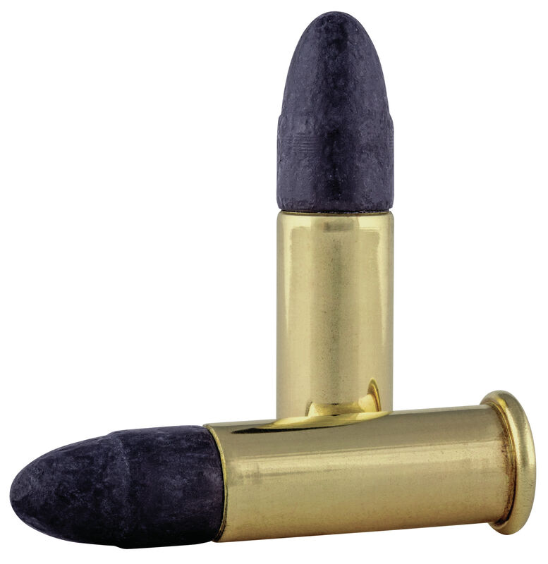 A close look at the new polymer-coated ammo.