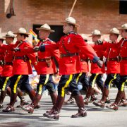 "The Royal Canadian Mounted Police, or ""Mounties"", under whose jurisdiction Canada's new ban falls."