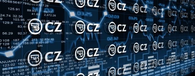 CZ prepares to go public by listing its shares on the Prague Stock Exchange.
