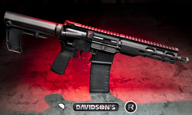 Davidson's three new exclusives come courtesy of Radical Firearms and Mission First Tactical.