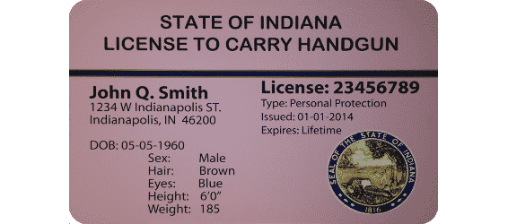 By July 2020 Indiana Carry Licenses Will be Completely Free