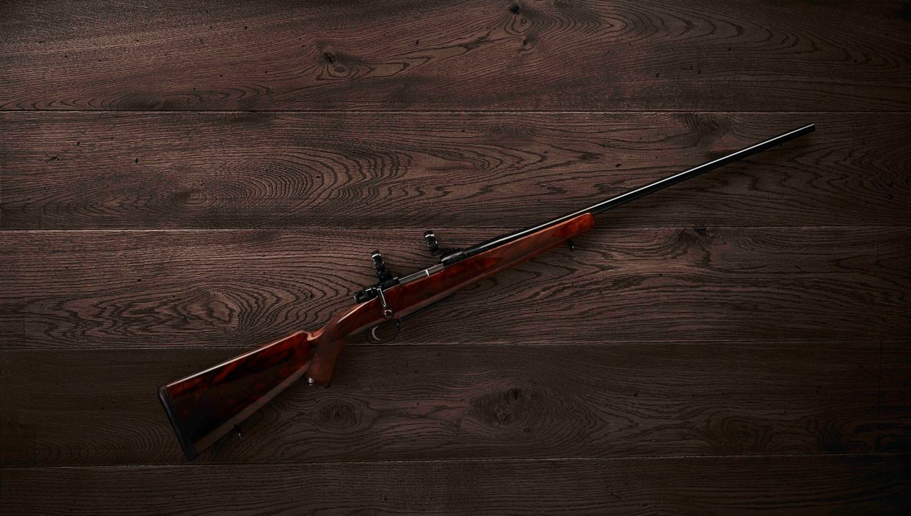 Purdey New Bolt action.