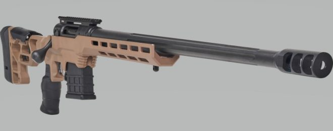 One of Savage's rifle models which will now be offered in 300 PRC is the 110 Precision.