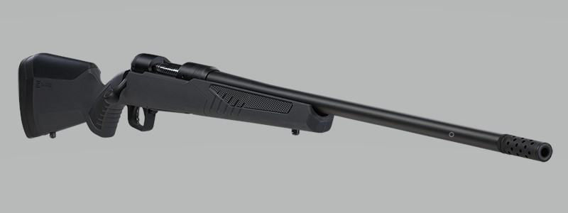 This rifle coming to 300 PRC territory is the 110 Long Range Hunter.