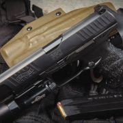 Brevard County Sheriff's Deputies will soon carry the Walther PPQ M2.