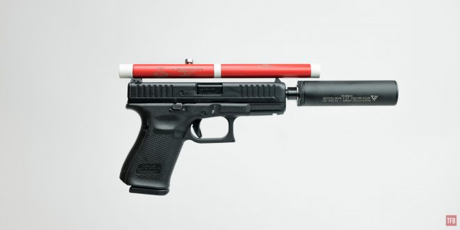 SILENCER SATURDAY #132: Suppressed Pen Gun - Two Stamp Quill