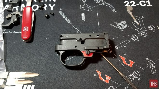 Rimfire Report Review: Franklin Armory BFS III 22-C1 Binary Trigger