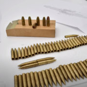 The 308 SCASemi-Caseless Ammunition by Wild Arms Research and Development