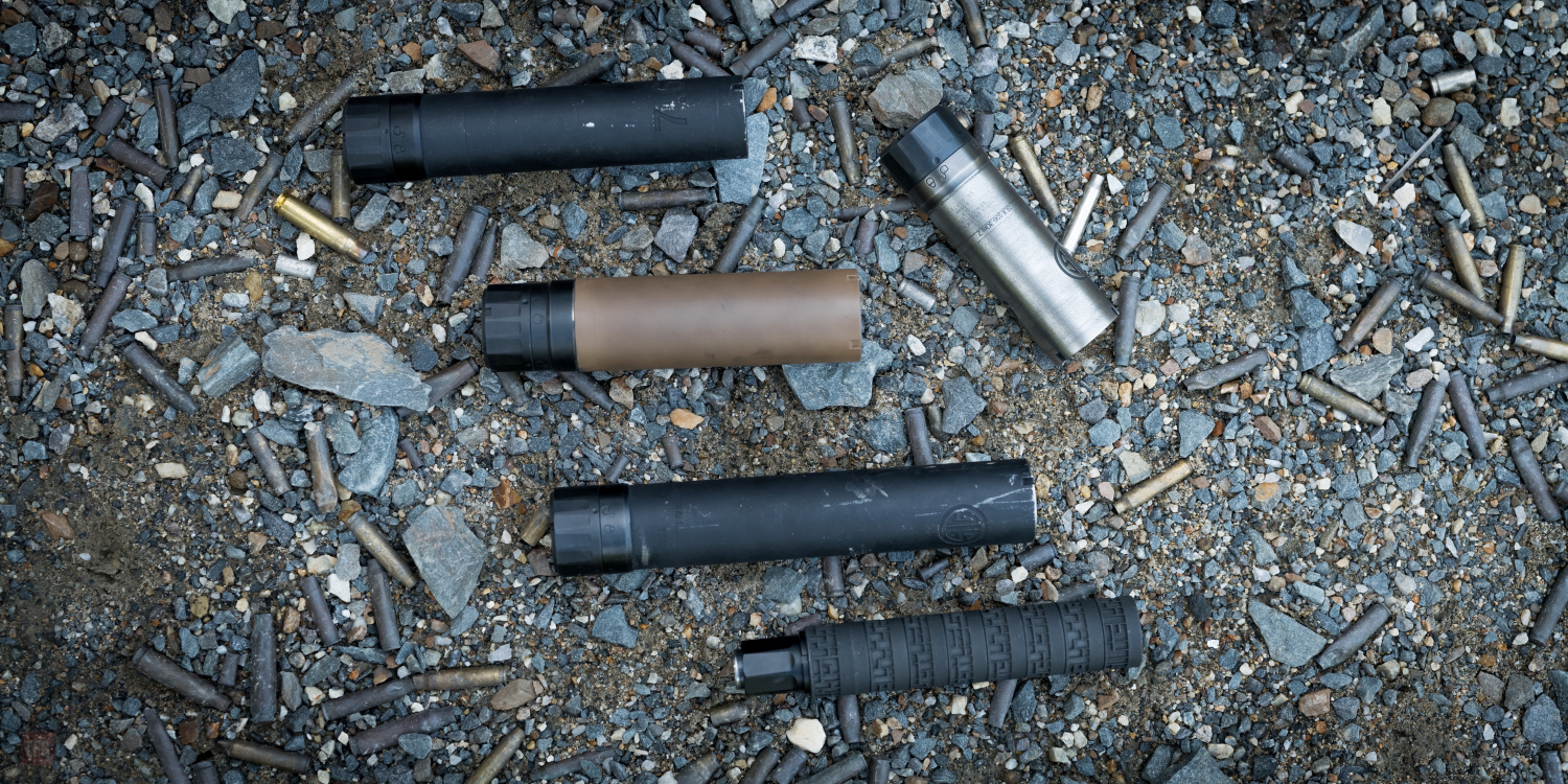 SILENCER SATURDAY #135: SIG Sauer Suppressors - New 3D Printed Hotness