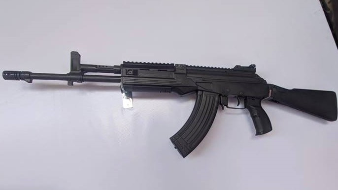 Vietnamese made STV-410 assault rifle