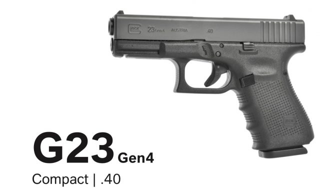 End Of An Era: No More GLOCK Gen4 Guns; .40S&W Will Go Gen5