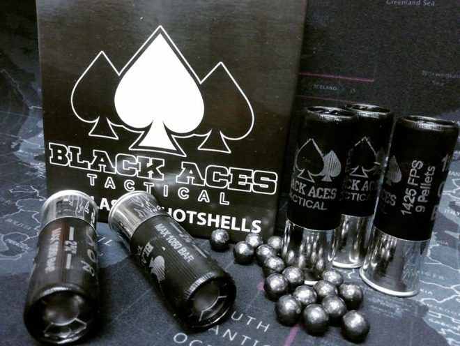 Black Aces Tactical 12 Gauge 00 Buckshot Ammunition (1)