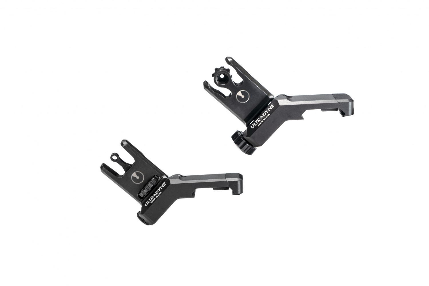 Ultradyne C2 iron sights