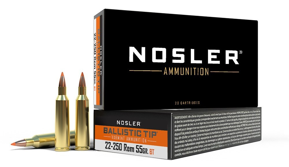 Changes and Transitions in NOSLER Ammunition Lines (3)