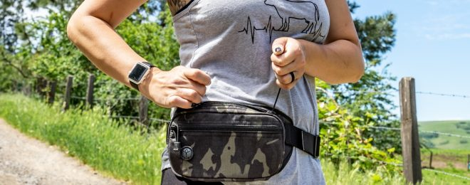 Galco's New Hidden Open Carry Options Let You Conceal Carry in Plain Sight