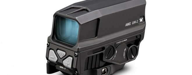 Now Available: Vortex Optics AMG UH-1 Gen-II Holographic Sight