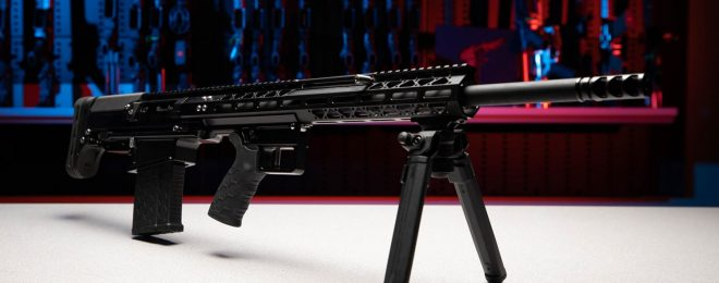 FIMS SPBP Straight Pull Bullpup Rifle Now Available for Preorder (1)