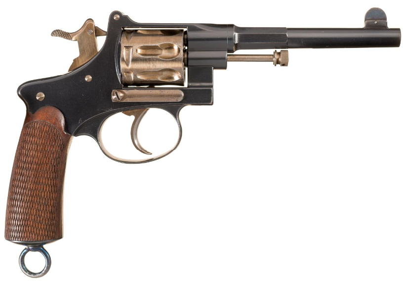 September 2020 Rock Island - Steyr Model 1893 Gas Trap Revolver (2)