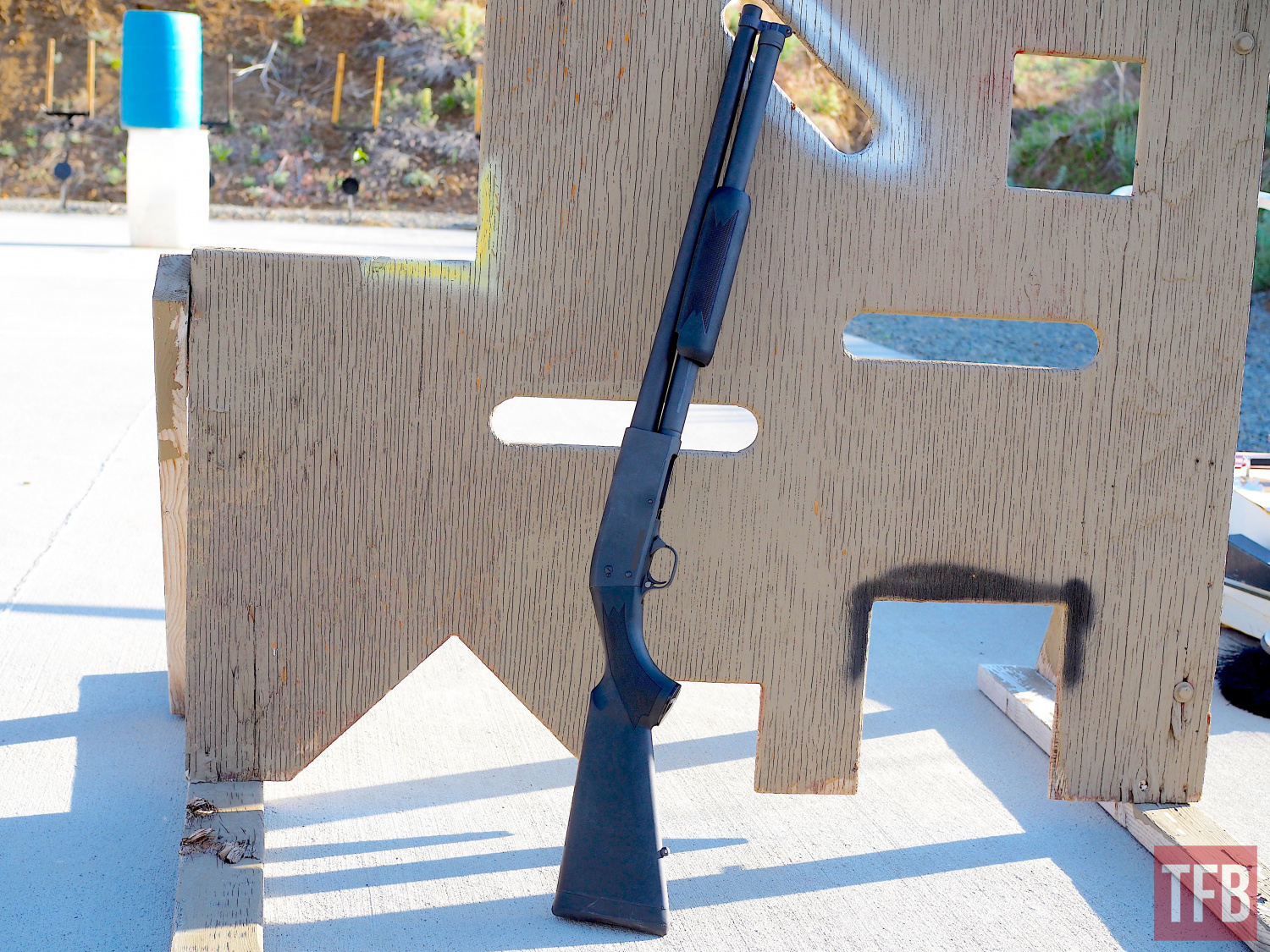 The Model 37 can and has served very well in the defensive shotgun role