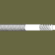 The US Army's new heavy barrel concept for the M4.