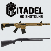 Citadel shotguns will now be available through MGE Wholesale and Orion Wholesale.
