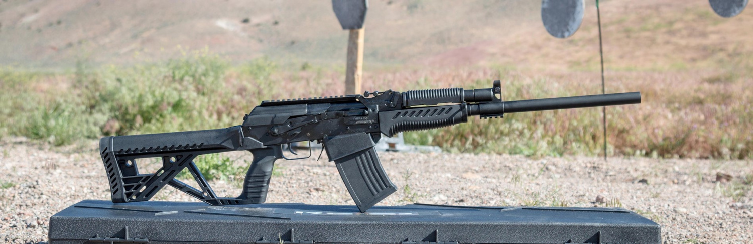 If you're a fan of VEPR-style shotguns, the RSS1 may be worth a look.