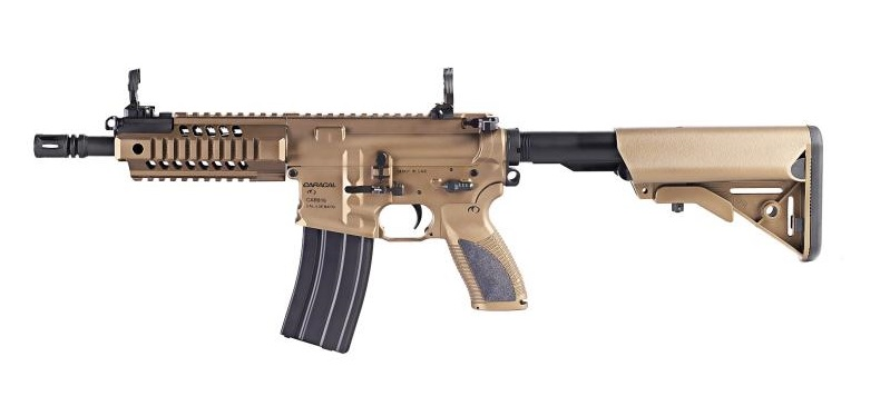 Caracal Commits to Producing Indian Army Carbines In India