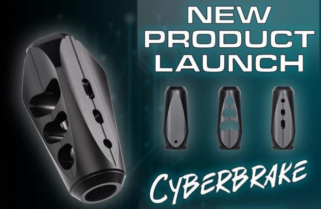 The New CyberBrake by Tyrant Designs CNC is Now Available!