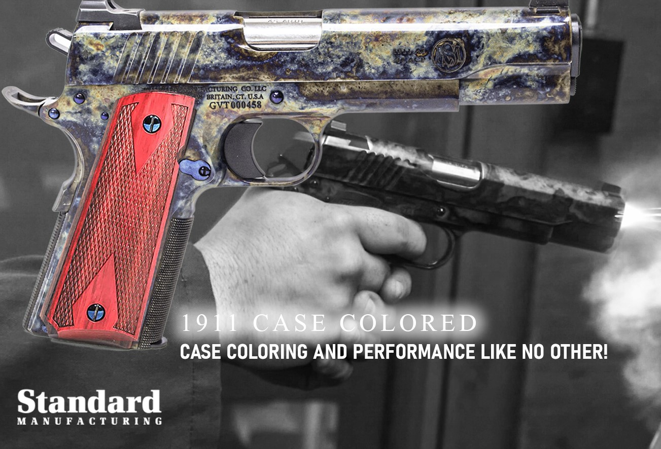 Need a 1911 that matches your countertops? Standard has you covered.