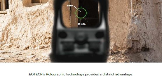 EOTech's ownership change is due to finalize in early August.