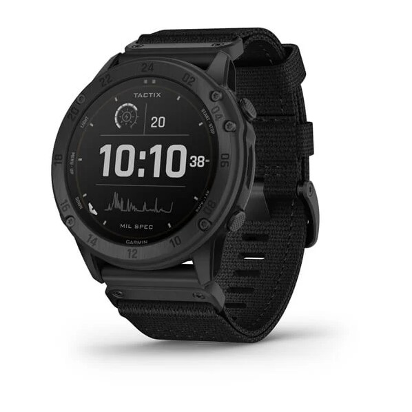 On top of everything else it does, as you can see here, this watch also functions as a watch!