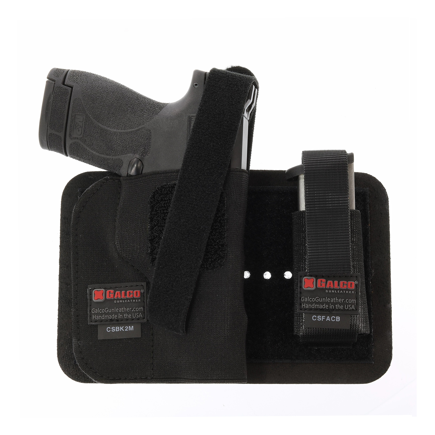 "If you'd prefer to simply use an insert with a different manufacturer's bag, this ""Carrysafe 2.0"" insert may work for you."
