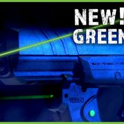 The New Viridian E-Series Ruger Specialized Green Lasers