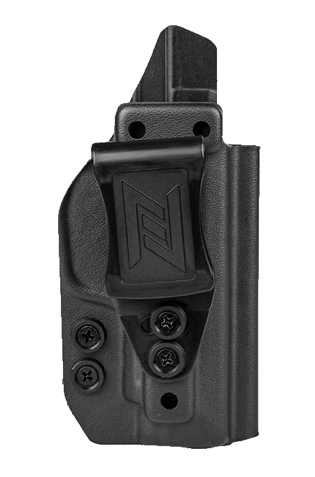 A view of the KO-1 holster by itself.