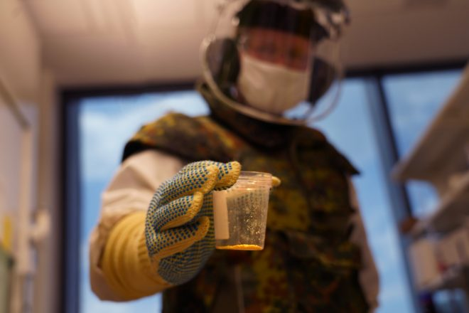 In conjunction with the Army Research Laboratory, Purdue University scientists are developing new explosive materials that could be used to make lead-free ammo.