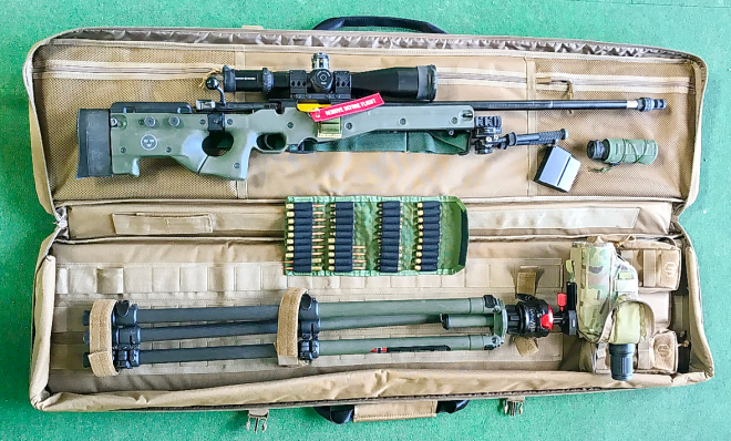 Savior Equipment – Specialist Long Range Precision Rifle Bag